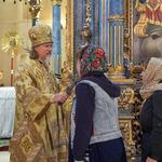 Митрополит Марк возглавил Божественную литургию в кафедральном соборе столицы Венгрии