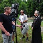 Передача на венгерском телеканале Duna TV о православном детском лагере в Залаваре