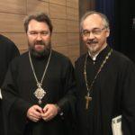 Презентация книги митрополита Илариона на венгерском языке