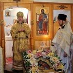 Митрополит Марк совершил чин великого освящения храма в Дебрецене