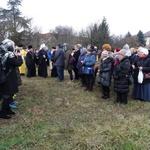 Множество паломников со всей Венгрии прибыли на чин основания православного храма в Хевизе