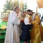 Божественная Литургия в Хевизе в праздник Крещения Господня