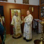 Митрополит Марк совершил воскресные богослужения в Успенском кафедральном соборе Будапешта
