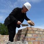 Строительство Хевизского храма: 27 апреля – 9 мая