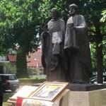 День памяти святых равноапостольных Кирилла и Мефодия в Залаваре