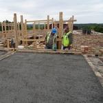 Строительство Хевизского храма: 13 – 18 июля