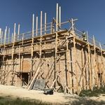 Строительство Хевизского храма: 14 – 19 сентября