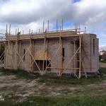 Строительство Хевизского храма: 21 – 26 сентября