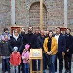 Память святого Мартина Милостивого (епископа Турского) почтили в Хевизе