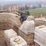 Строительство Хевизского храма: 21-30 декабря