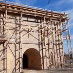 Строительство Хевизского храма: 8 - 13 февраля
