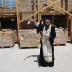 12 февраля - годовщина начала строительства православного храма в Хевизе