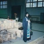 Назначение настоятелем Троицкого прихода