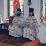 Второе освящение Вознесенского храма