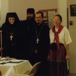 Божественная Литургия в Сан-Ансельмо