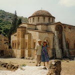 Паломничество к святыням Греции