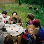 Летний лагерь приходской школы в Колпино