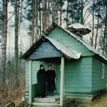 Поездка в Покровский храм в Озерах