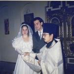 Венчание семьи из Колпино