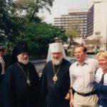 Визит митрополита Кирилла в Будапешт