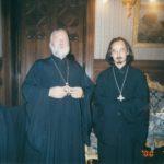 Престольный праздник в храме преподобного Сергия Радонежского в Будапеште