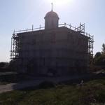 Строительство Хевизского храма: 4 – 9 октября